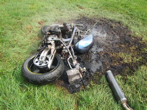Motorrad Unfall Windeck by Verkehrsunfall Mit Schwer Verletztem Motorradfahrer Auf