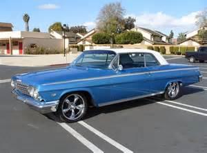 62 impala chevrolet