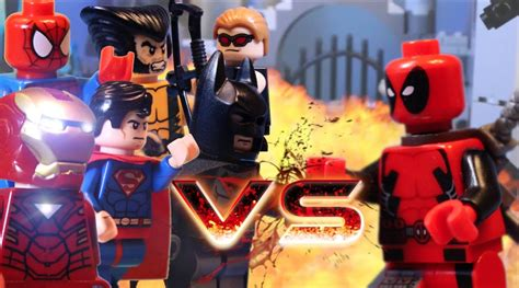 imagenes de wolverine lego lego all deadpool battles vs wolverine captain america