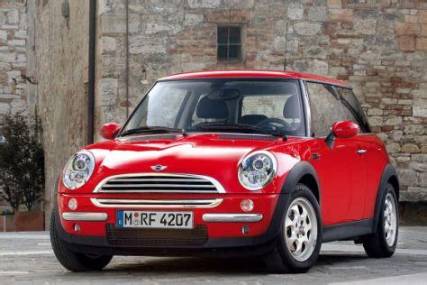 Mini E Autos by Mini Auto Zum Maxi Preis Autobild De