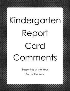 end of year report card template 1000 images about 1 report cards on report