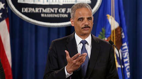 us attorney general eric holder us department of justice us attorney general eric holder to resign rt america