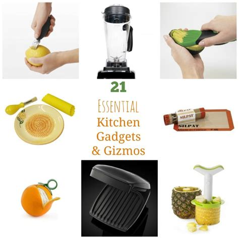 Kitchen Gadgets Us 21 Essential Kitchen Gadgets And Gismos Forget The Rest