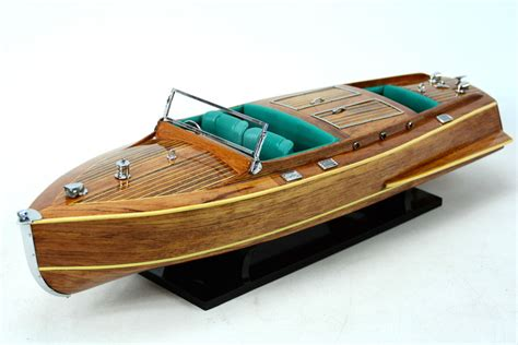 craft models for chris craft runabout finish 24 quot handcrafted