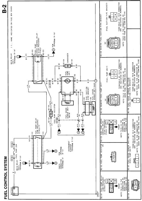 2004 mazda 3 fuel wiring diagram wiring diagram and
