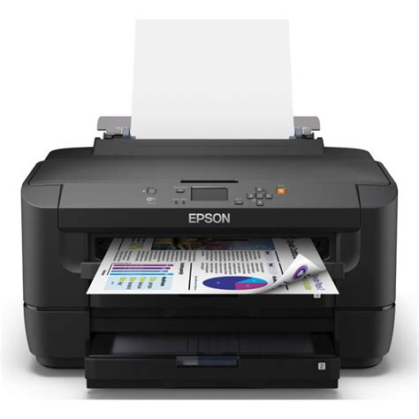 Printer Epson A3 Inkjet epson workforce wf 7110dtw a3 inkjet business printer ebuyer