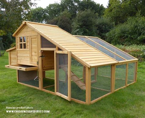 run of house sussex chicken house with run
