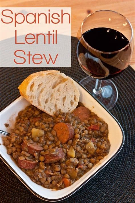 new year dish name lentil stew lentejas sustaining the powers new