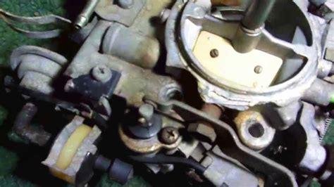 suzuki samurai installing  toyota carburetor