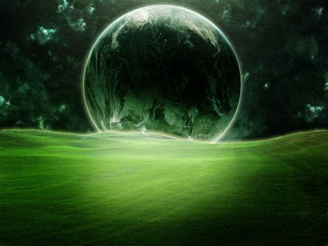 wallpaper green world dream world wallpaper pixhome