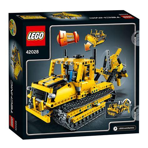 Lego Technic 42028 Bulldozer lego technic 42028 bulldozer kopen lobbes nl