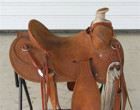 Handmade Ranch Saddles - 30 best association modified association roping saddles