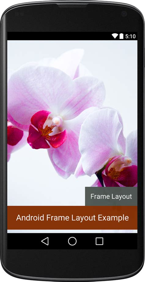 frame design android september 2015 viral android tutorials exles ux