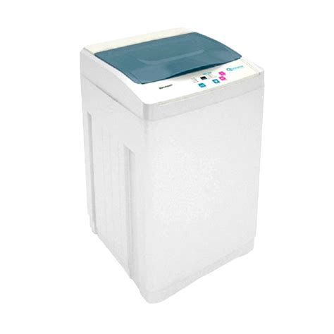 jual sharp es865p mesin cuci 1 tabung harga