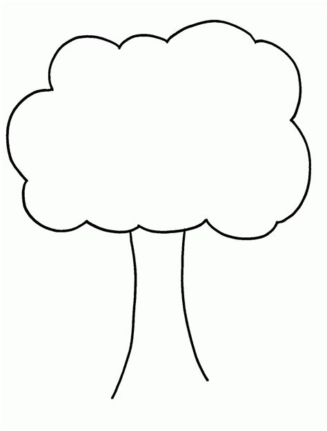 Template Of Tree by Best Photos Of Tree Outline Pattern Tree Cut