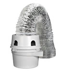 Clothes Dryer Ducting Kit Best Way To Do Dryer Duct The Home Depot Community
