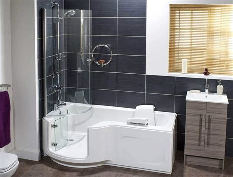 Bath With Shower paradise walk in shower bath premier care in bathing