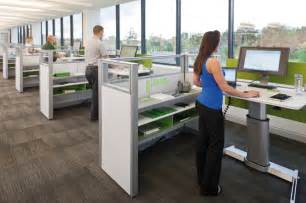 Height Of Office Desk Height Adjustable Individual Desks Office Design Ideas Paper Insight And Desks