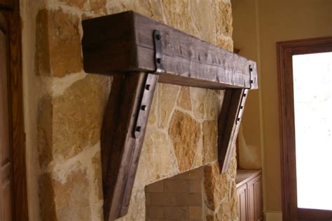 Mantel Supports Mantel Leg Corbels Traditional Family Room