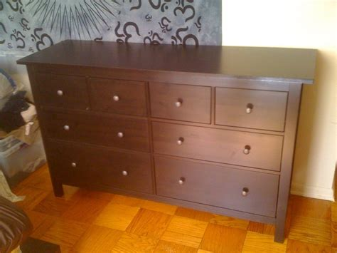 ikea hemnes  drawer dresser home furniture design