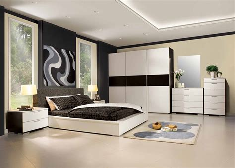black white bedroom furniture modern black bedroom furniture popular interior house ideas
