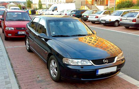 Opel Vektra B Opel Vectra B Motoburg