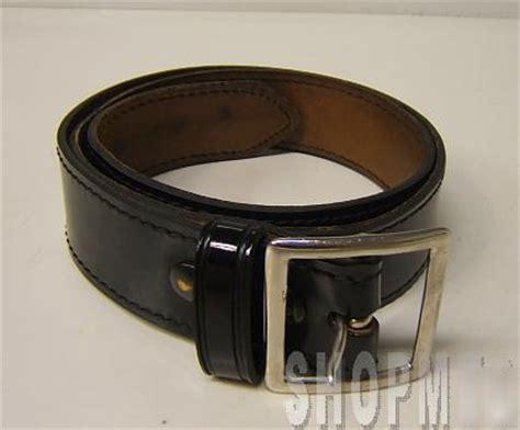 safariland leather duty belt size 36 1 75 quot