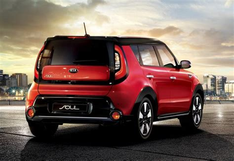 Kia Soul Exclaim The Kia Soul Exclaim Comes With A Turbo And Dual Clutch