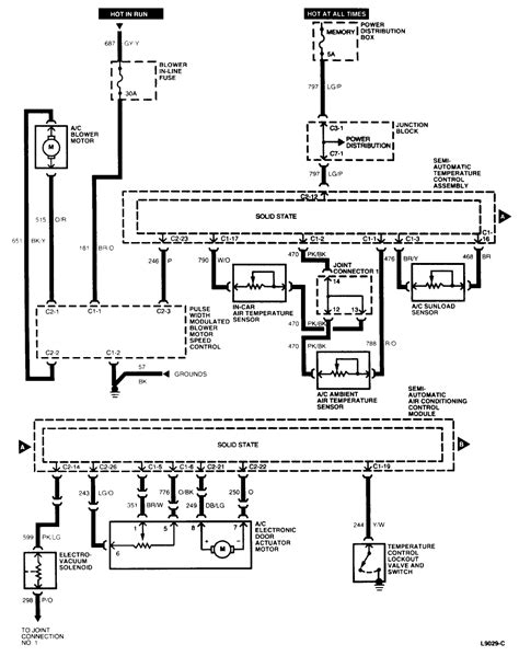 resistor heater circuit heater blower wiring diagram 1996 ford thunderbird blower free printable wiring diagrams