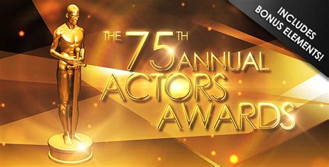 Awards Show Package By Super 8 Videohive After Effects Awards Template