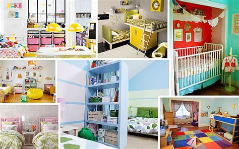 shared bedroom ideas for small rooms kid spaces 20 shared bedroom ideas
