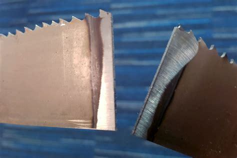 why does my keep why does my bandsaw blade keep breaking selmach machinery