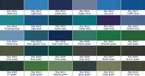 penta green colour code