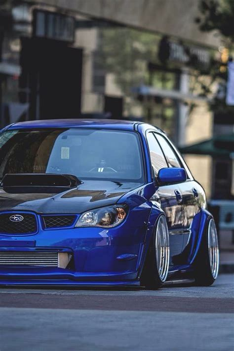 subaru stanced blue 17 best images about stanced cars more on pinterest