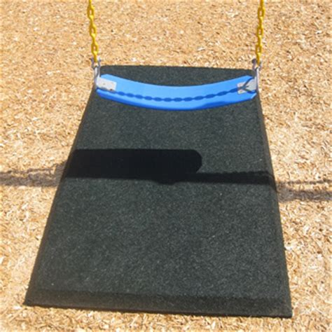 rubber swing set mats playground swing and landing playground mats