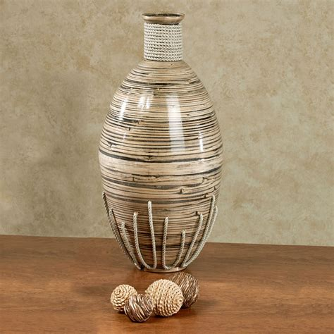 Large Bamboo Vase tut decorative bamboo vase