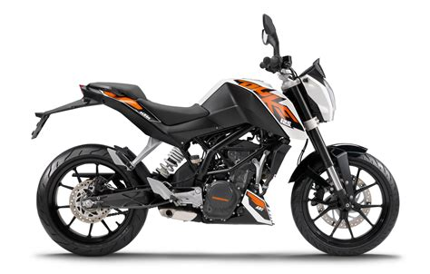 Ktm 200cc 2013 Ktm Duke 125 200 Now With Abs