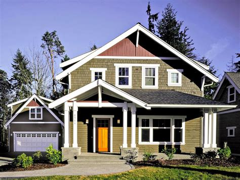 74 best images about modern craftsman plans on craftsman craftsman homes and plan front