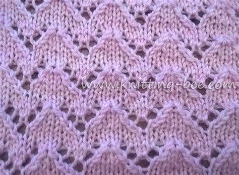 lace knit stitches 38 free knitting lace stitches with written patterns 53