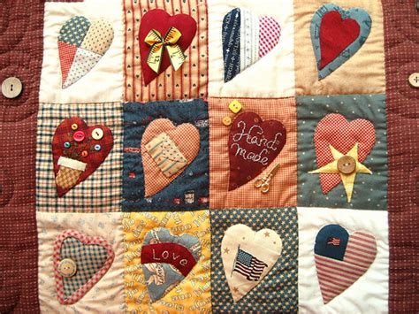 Patchwork Wall Hangings - 3165407233 18a92650df z jpg