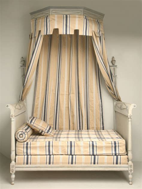 antique furniture and canopy bed canopy bed drapes antique french directoire style canopy bed from old plank