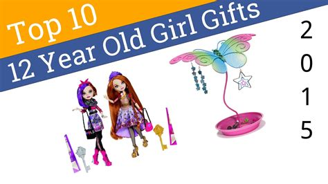 10 best 12 year old girl gifts 2015 youtube