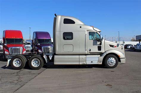 2012 peterbilt 587 sleeper truck for sale 570 189