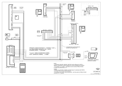 bitron intercom wiring diagram 36 wiring diagram
