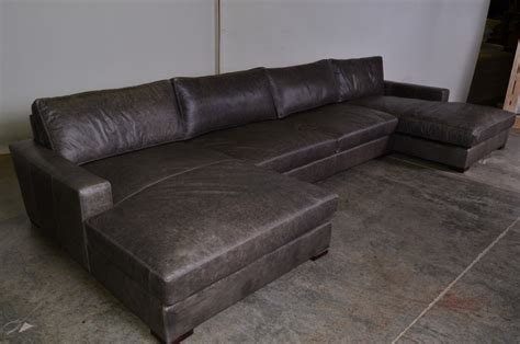 sectional sofa with double chaise monroe double chaise sectional contemporary sectional