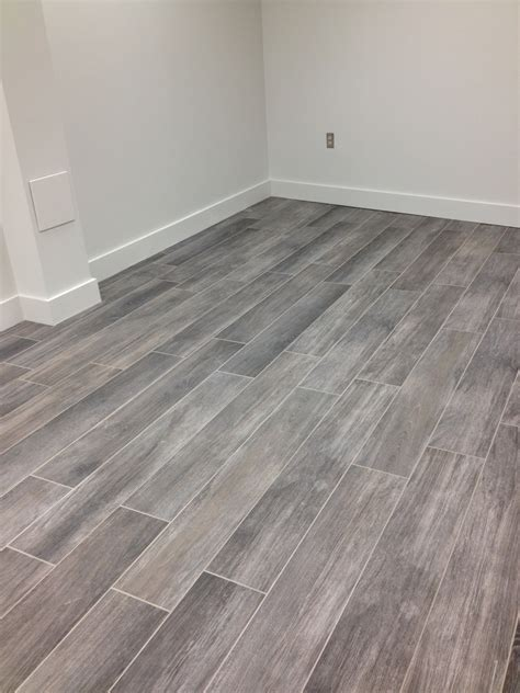 wood and tile floors gray wood tile floor amazing tile