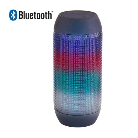 portable speaker with lights portable bluetooth speakers wireless speaker with led