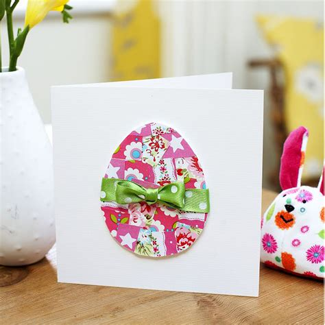 easter card ideas to make a cracking easter craft idea make this easter egg card
