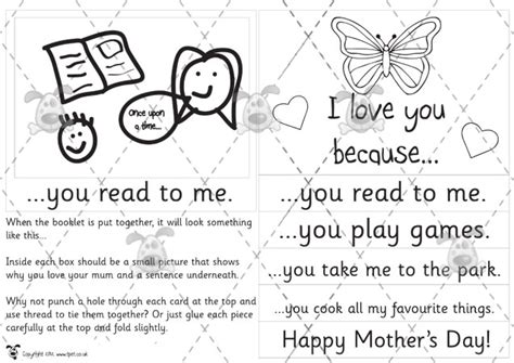 Simple Mothers Day Card Activities With Templates For 6th Graders by To Play On S Day For And Adults 2018