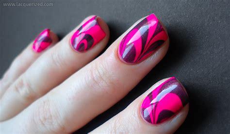easy nail art marble marble nail art 110